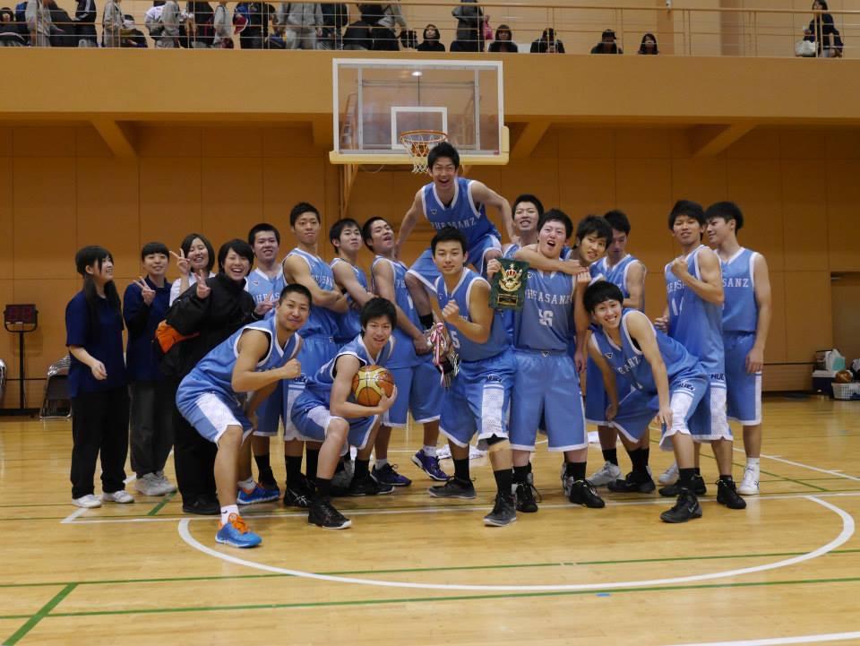 トピックス【平成26年度北海道大学バスケットボール選手権大会で男子 ...